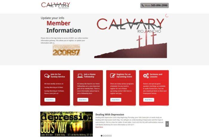 Calvary Church Rio Rancho