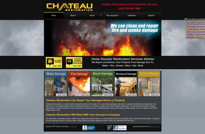 Chateau Restoration