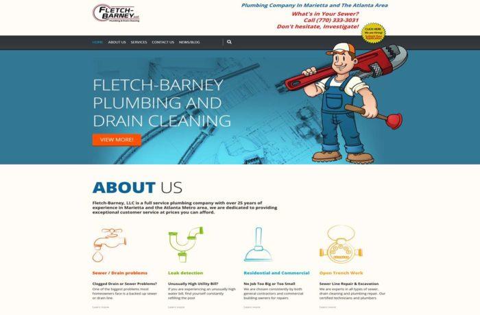 Fletch Barney Plumbing