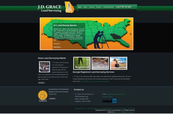 Grace Land Surveying