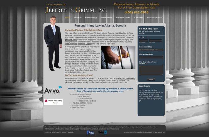 Jeff Grimm Law